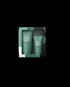 ACO For Men Body Wash & Face Cream Gift Pack X200 ml + 60 ml