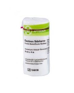 Apteekki Sideharso elastinen 10cmx4m X1 kpl