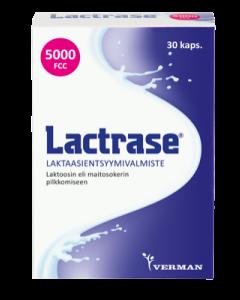 LACTRASE  KAPSELI 30 kpl