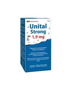 UNITAL STRONG 1,9 MG TABL X60 FOL