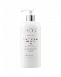 ACO BODY SPC MOISTURING SHOWER OIL HAJUSTAMATON 300 ML