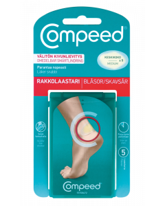 COMPEED RAKKOLAASTARI MEDIUM 5 KPL