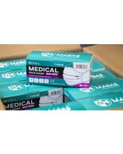 MEDICAL FACE MASK BM-920 TYPE IIR