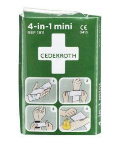 Cederroth 4-in-1 Pieni ensiapuside 1 KPL