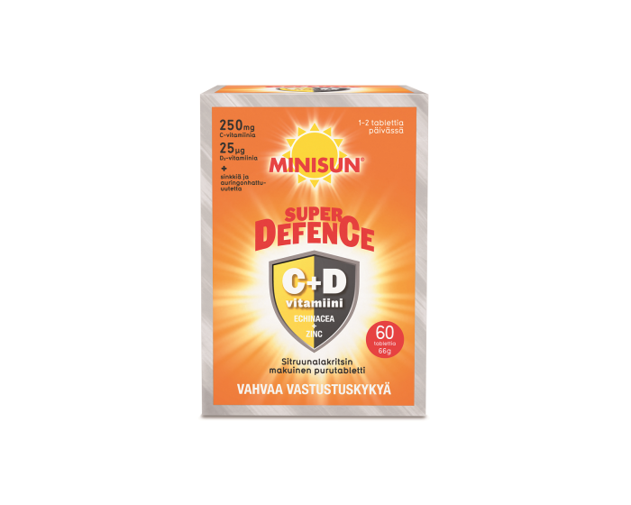MINISUN SUPER DEFENCE 60 PURUTABL